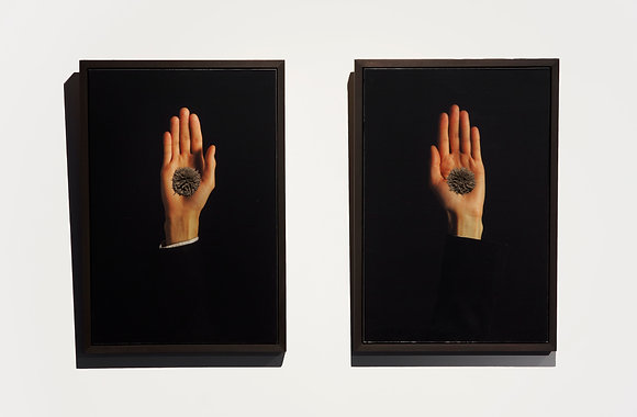 Roberto Ekholm, Untitled (The Hands)