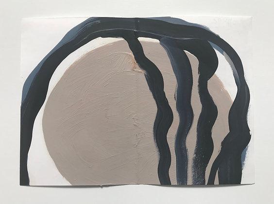 Maria Chevska, Portfolio/Notes on Saint's Hair (xvii)