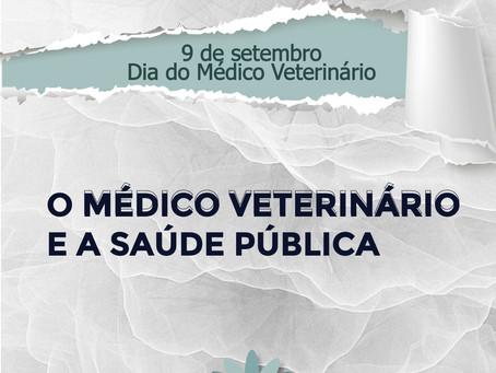 O médico veterinário e a saúde pública