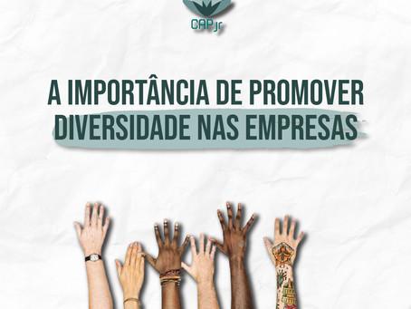 A importância de promover diversidade nas empresas