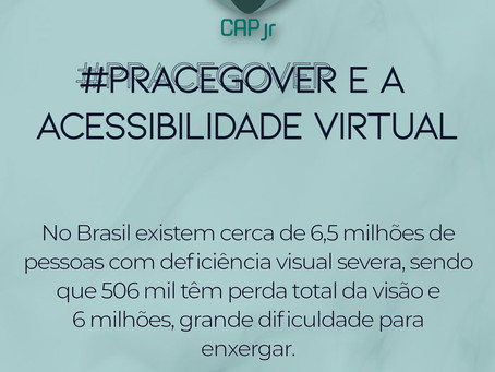 #PraCegoVer e a Acessibilidade Virtual