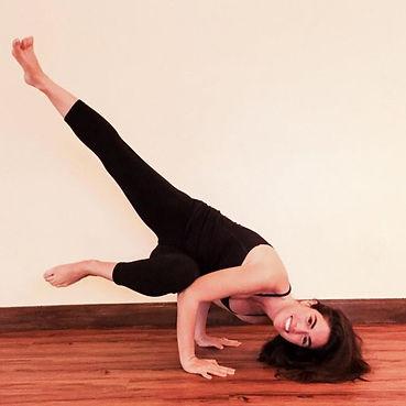 Lauren Fox of Donation Yoga Naples