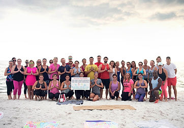 Beach Yoga Naples