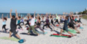 Donation Yoga Naples