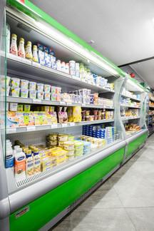 Milch- und Molkereiprodukte