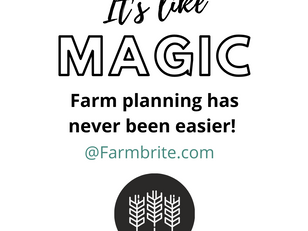 Farm planning: the easy way
