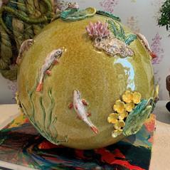 """""""Living Stream"""" sphere"""