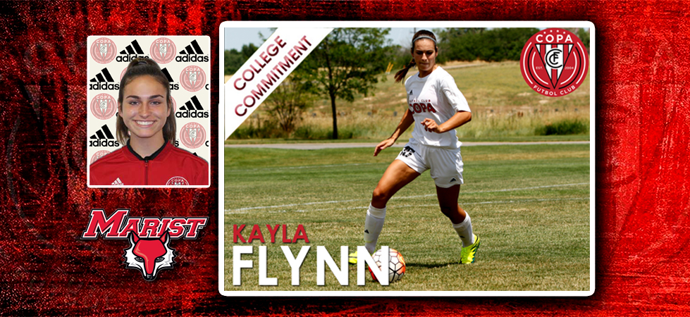 KAYLA FLYNN COMMITS TO MARIST COLLEGE!