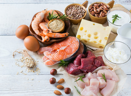 Protein Procurement: Why Do I Need It, & Am I Getting Enough?