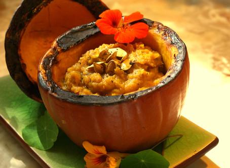 Simple Savoury Pumpkin Dip!