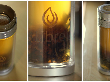 These Are a Few of My Favourite Things!:  Libretea Glasses