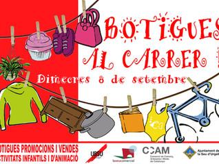 Botigues al Carrer (08-09-2021)