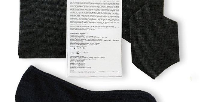 Kit Mascareta tecnològica UBSU