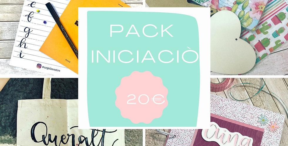 Pack Iniciació Manualitats