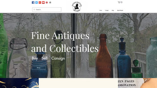 Antique Bottles and Things