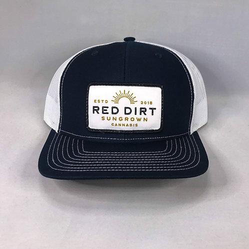 Trucker Hat - Navy / White