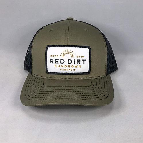 Trucker Hat - Army Green