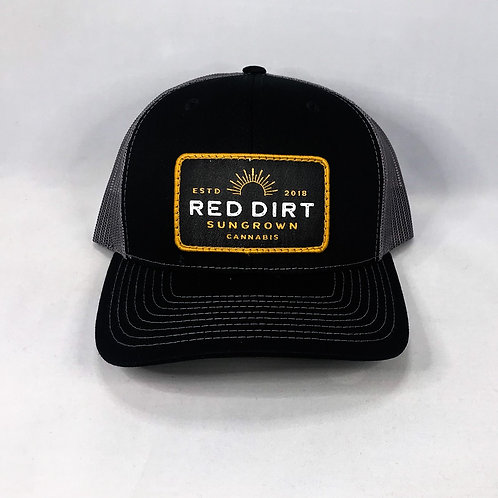 Trucker Hat - Black / Gray