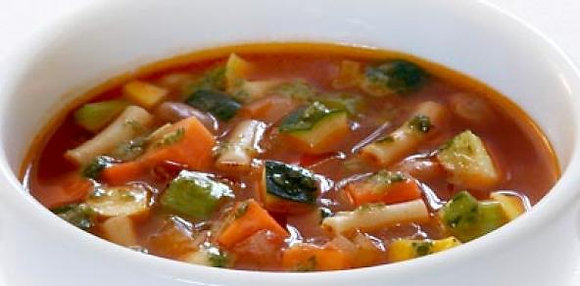 Minestrone Alla Ligure Soup