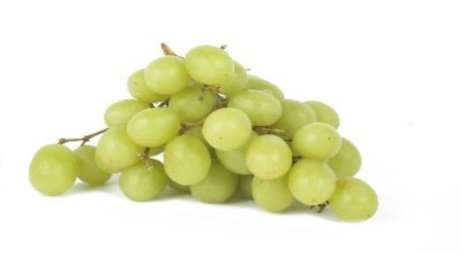 Ready washed Fruit - Green Grapes