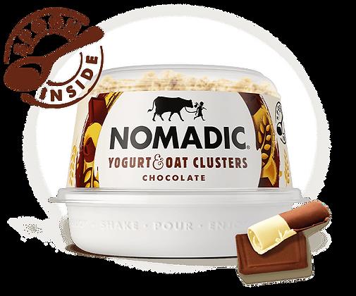 Nomadic Oats Chocolate & Natural Yogurt