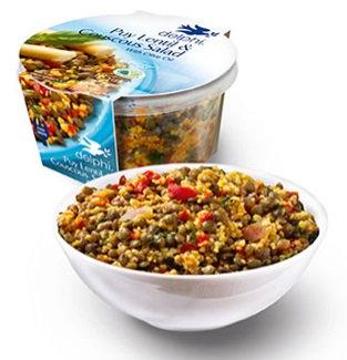 Puy Lentil & Couscous Salad