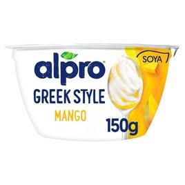 Alpro Greek Style Mango Yogurt