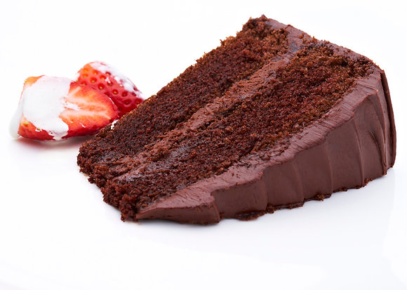 Cake Slice (Chocolate)