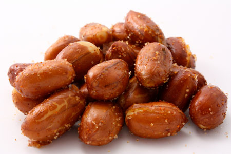 Red Skin Nuts