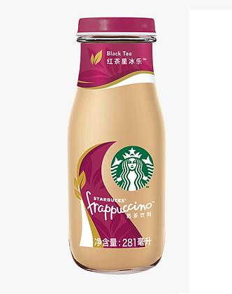 Starbucks® Black Tea Frappuccino