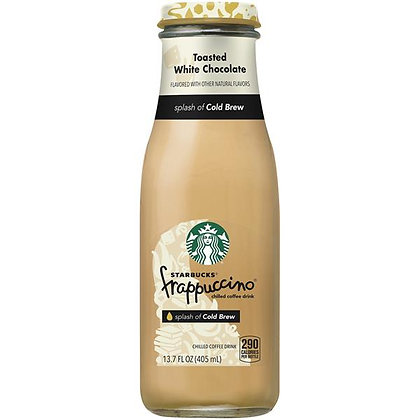 Starbucks® Toasted White Chocolate Frappuccino