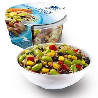 Quinoa, Edamame & Corn Salad