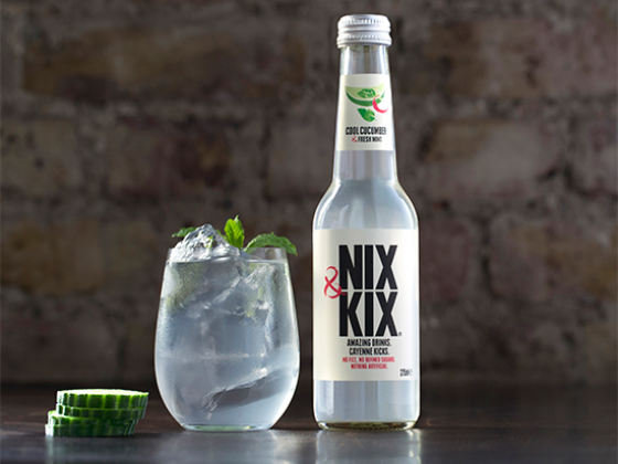 NIX&KIX Cool Cucumber & Fresh Mint