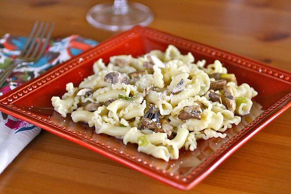 Cremini Mushroom Pasta Sauce
