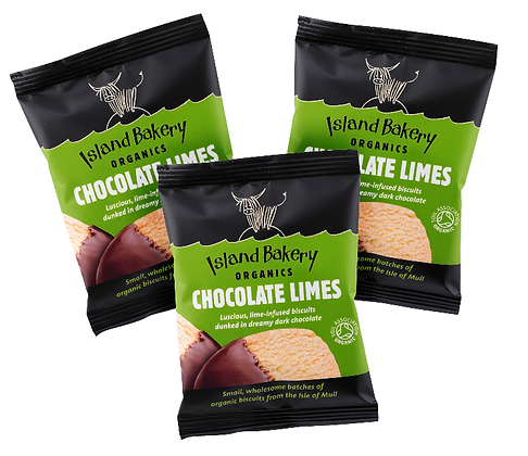 Chocolate Limes Biscuits