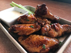 Free Brick Oven Wings!