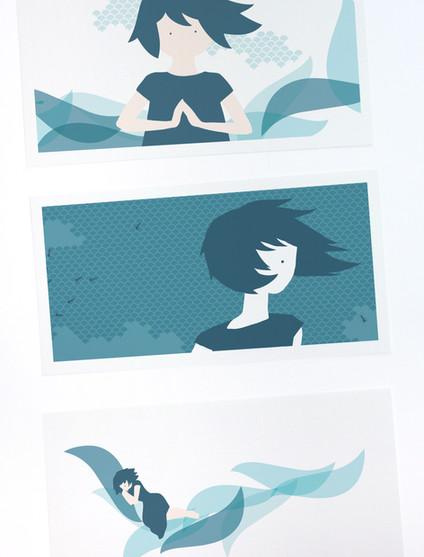 Léna et l'océan