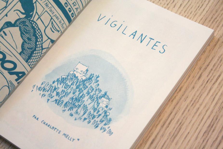 Vigilantes - 1