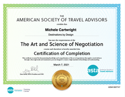 Michele ASTA VTA The ARt and Science of
