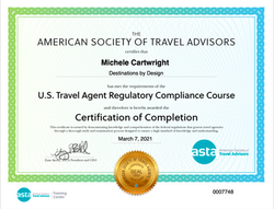 Michele ASTA VTA  US TA Regulatory Compl
