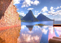 Jade Mountain Resort, Pitons, St. Lucia, All Inclusive