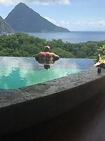 St. Lucia Jade Mountain