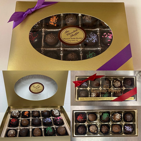 Homemade Mousse (Truffle) Giftbox
