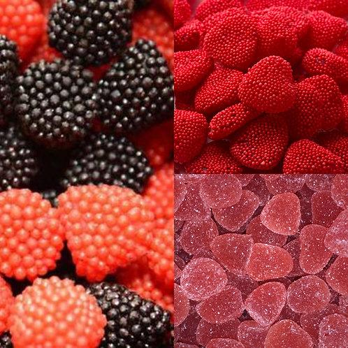 Raspberry Candies