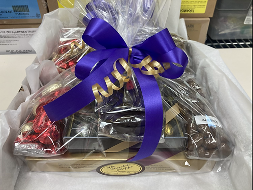 Chocolate Tiers/Gift Baskets