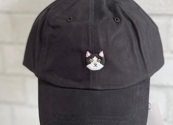 Tuxedo Embroidered Baseball Cap