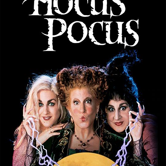 Mew-Vie Night (Hocus Pocus)