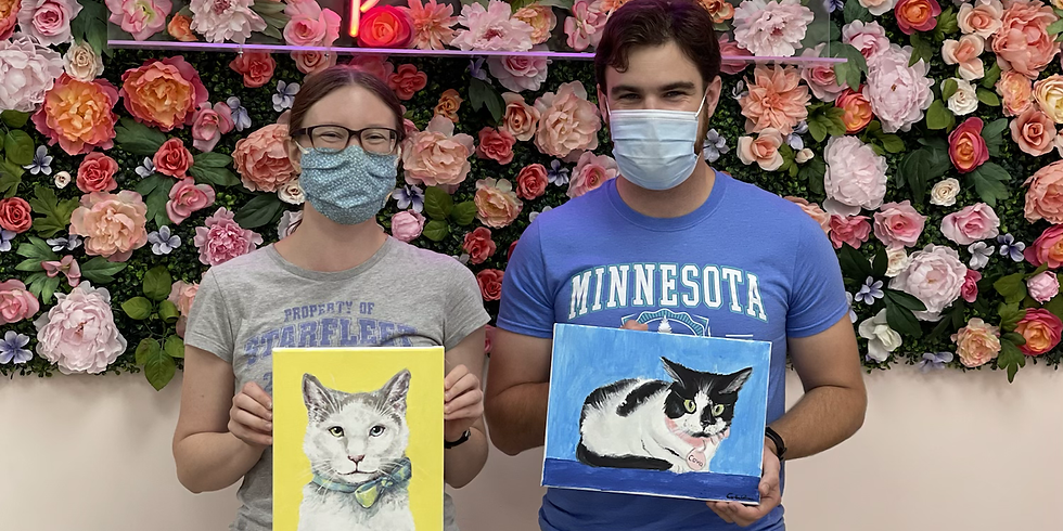 Paint OUR Cats!