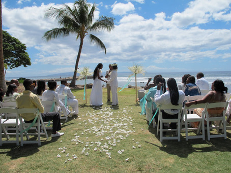 An Intimate Wedding for Quenika and Melissa