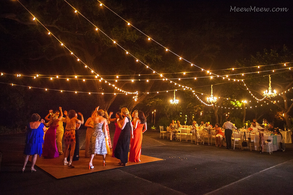 Romantic Wedding at the Mauna Kea Hotel